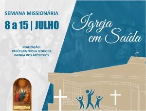 SEMANA MISSIONÁRIA 2