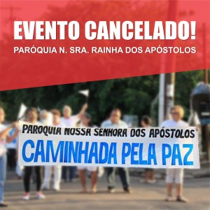 CANCELAMENTO CAMINHADA